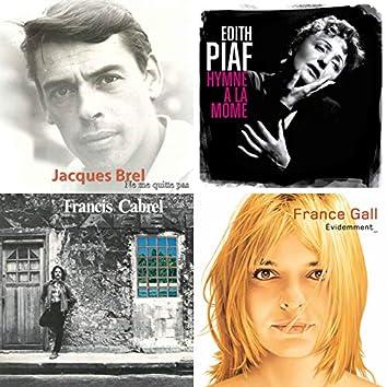 Les plus belles chansons Françaises