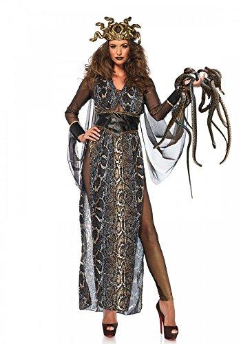 shoperama Women's Costume by Leg Avenue Snakes Mythology Greek Goddess Medusa