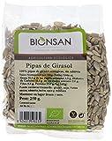 Bionsan Pipas de Girasol Peladas Naturales Ecológicas | 6 Bolsas de 250 g | Total: 1500 g...