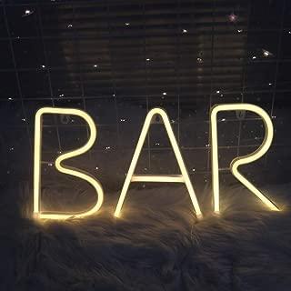 Mejor Letras De Neon Comprar de 2020 - Mejor valorados y revisados
