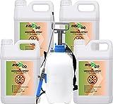 INSI GO Universal Insekten Spray - gegen Insekten, Ungeziefer und deren Larven - auf Wasserbasis -...