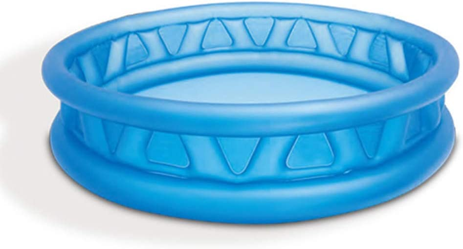 Paddling Pool Max 64% OFF Inflatable Kids Round Garden Summer Bathtu Sw Max 59% OFF