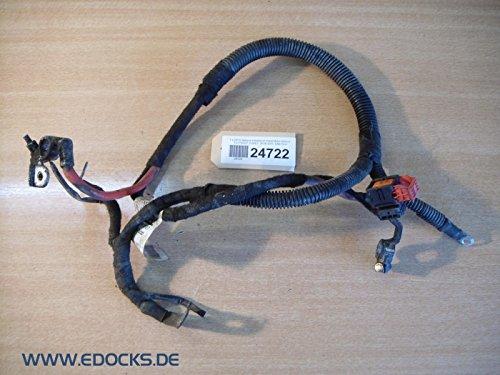 Batterie Kabelbaum Kabel Motor Motorkabelbaum Astra H 1,6 Z16XEP Z16XE1 Opel