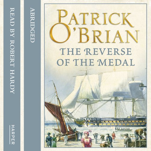 The Reverse of the Medal audiobook cover art