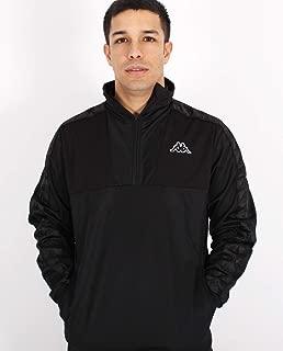 Kappa Men's Adiny Track Jacket, Black