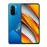 Xiaomi Poco F3 5G Smartphone 6GB+128GB, 6.67' AMOLED DotDisplay FHD+, Qualcomm Snapdragon 870, cámara Trasera Triple 48MP AI, cámara Frontal 20 MP (Azul)