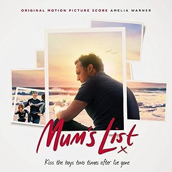 Mum's List (Original Motion Picture Score)