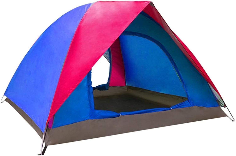 JUANJUAN 3-4 Personen Doppelzelt Camping Zelt im im im Freien Touristenzelt 200x200x135cm B07PCN211Z  Vorzugspreis da5b3a