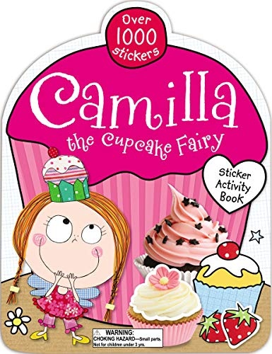 Camilla the Cupcake Fairy Sticker Activity Book
