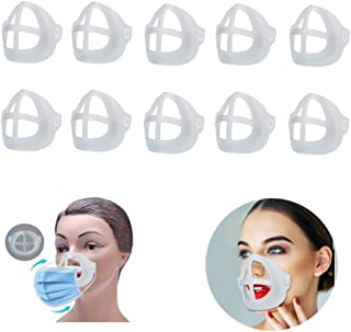 3D M-ask Bracket Washable Reusable Inner Support Frame Mouth and Nose Protection Lipstick Stand Increase Breathing Space t...
