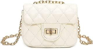 Bags us Kids Small Crossbody Purse Shoulder Handbags with Chain for LittleGirls Purses