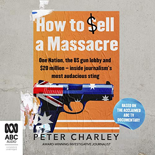 How to Sell a Massacre cover art
