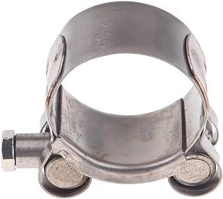 Collier de pot d /échappement pour cc de a HC5255 etat Neuf Collier manchon echappement /à vis 52 /à 55 mm