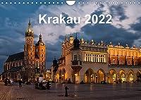 Krakau - die schoenste Stadt Polens (Wandkalender 2022 DIN A4 quer): Krakau - die schoenste Stadt Polens (Monatskalender, 14 Seiten )