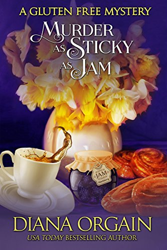 Murder as Sticky as Jam (A humorous cozy mystery) (Cooking up Murder Book 1) (English Edition)