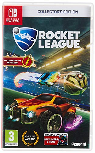 Rocket League Collector's Edition - Nintendo Switch [Importación inglesa]