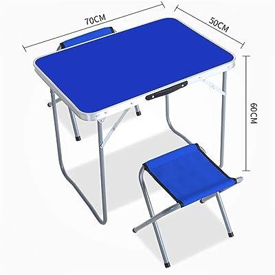 Sunflo Mesa Plegable portátil de 122 cm de aleación de ...