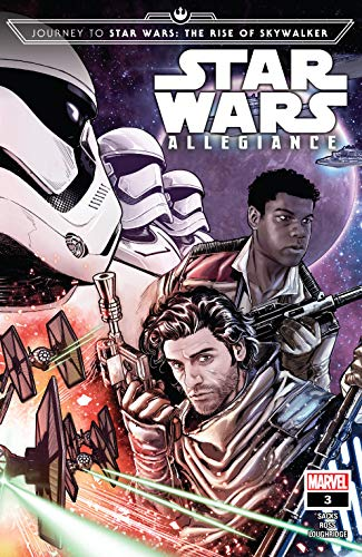 Amazon Com Journey To Star Wars The Rise Of Skywalker Allegiance 2019 3 Of 4 Ebook Sacks Ethan Checchetto Marco Ross Luke Kindle Store