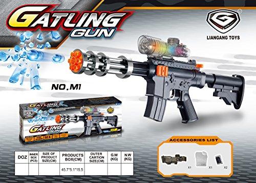 GATLING GUN 20 inch Water Jelly Bullet