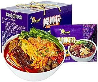 好欢螺螺蛳粉(紫色包装)【10点セット】300g×10袋 好歓螺 柳州螺蛳粉インスタント麺 好吃的速食米粉 ルオスーフエン 中華食材 広西省名物