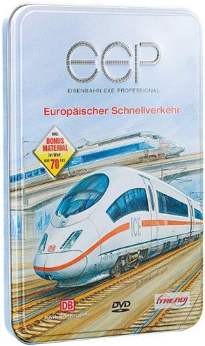 EEP Europäischer Schnellverkehr + Bonuspaket in Relief-Metallbox