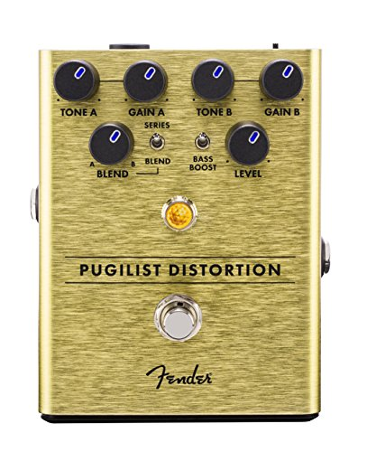 Fender 023-4534-000 Pugilist Distortion