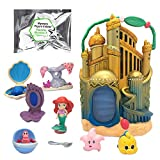 Disney Animators' Collection Littles, Ariel Palace Play Set – The Little Mermaid