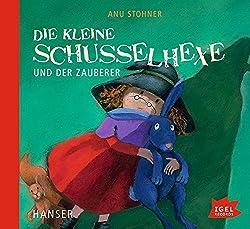 """kleine Schusselhexe """"Die kleine Schusselhexe und der Zauberer"""" von Anu Stohner"""