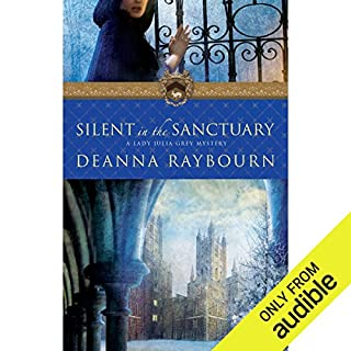 Silent in the Sanctuary                   Auteur(s):                                                                                                                                 Deanna Raybourn                               Narrateur(s):                                                                                                                                 Ellen Archer                      Durée: 12 h et 29 min     10 évaluations     Au global 4,6