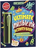 Best Activity Books - Top Secret: The Ultimate Invisible Ink Activity Book Review