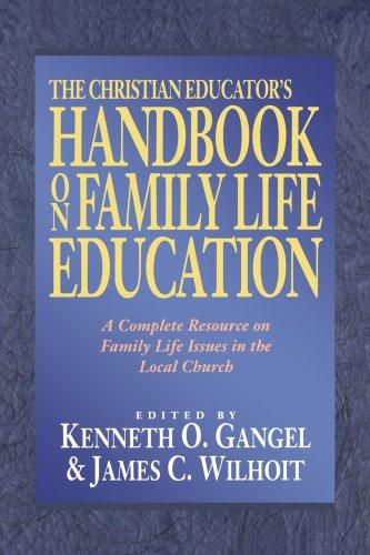 Christian Ed Hndbk Family Life Education
