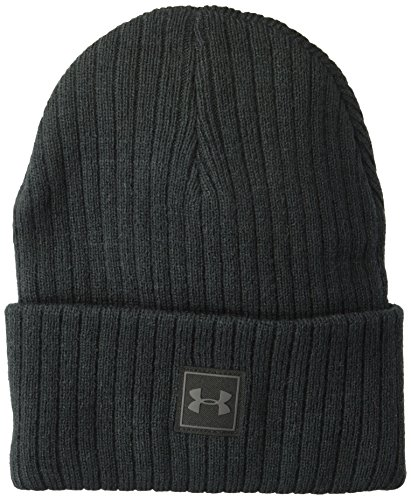 Under Armour Men's Truckstop Beanie 2.0 Gorrita, Hombre, Negro, OSFA