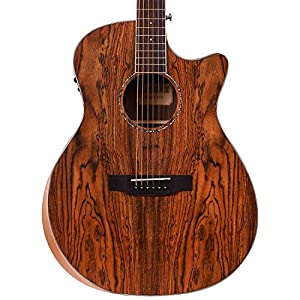 """Kadence Acoustica 40"""" Acoustic Guitar A-1013 With Fishman EQ 3"""