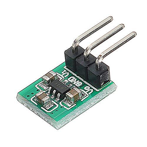 MUKUAI22 Miniskirt 2 in 1 1.8V-5V to 3.3V DC Step Depressed Step Up Converter Power For Wifi bluetooth ESP8266 HC-05 CE1101 LED Module DIY