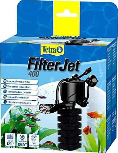 Tetra FilterJet krachtige Aquarium binnenfilter met zuurstofverrijking, verschillende Maten, FilterJet 400