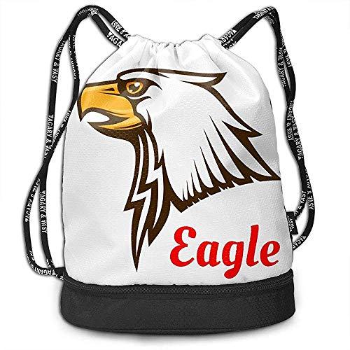 1Zlr2a0IG Bald Eagle Falcon Tote Bag