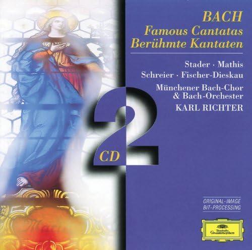 Münchener Bach-Orchester, Ansbach Bach Festival Soloists & Karl Richter