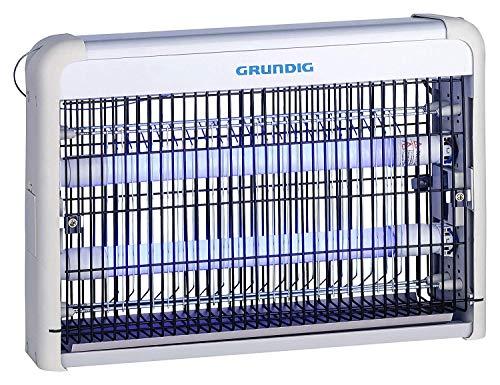 Grundig - – Eléctrico con luz Ultravioleta 2 W para Habitaciones de...