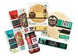 La Tortilla Factory Gluten Free Enchilada Variety Pack, Includes 6-pk Cassava Tortillas, 8-pk Yellow...