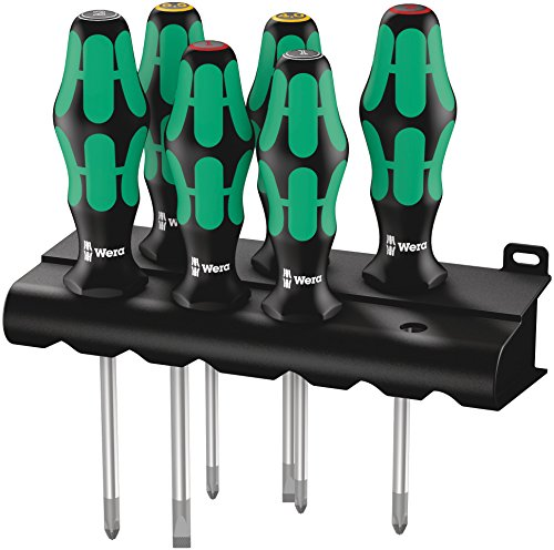 Wera Kraftform 300 Screwdriver Set 6 P
