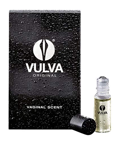 VULVA Original - Real Vaginal Scent for Your own Pleasure - Aphrodisiac for Men & Women - Erotic Scent - Sex Toys - Compatible with Sex Dolls & masturbators