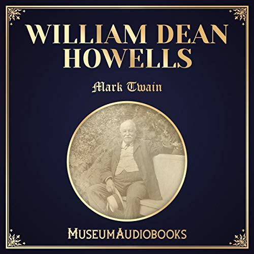 William Dean Howells audiobook cover art