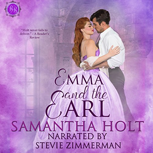 Emma and the Earl audiobook cover art
