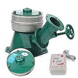 Hydro Generator Micro Hydro Water Turbine Generator US Plug for Household Lighting TV Electric Furnace 110V (600W)
