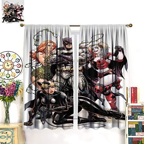 51zPsp5pRjL Harley Quinn  Curtains
