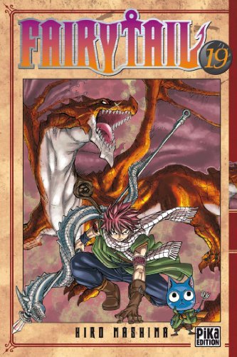 Fairy Tail T19