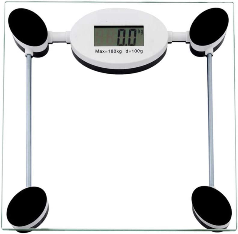 KANJJ-YU Weighing Scale Weight San Antonio Mall Bathroom Scales Max 71% OFF Electronic Digit