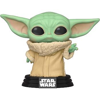 Funko - Star Wars: The Mandalorian - The Child Figurina de Colección, Multicolor, 48740