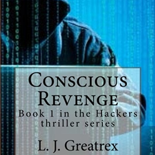 Conscious Revenge audiobook cover art