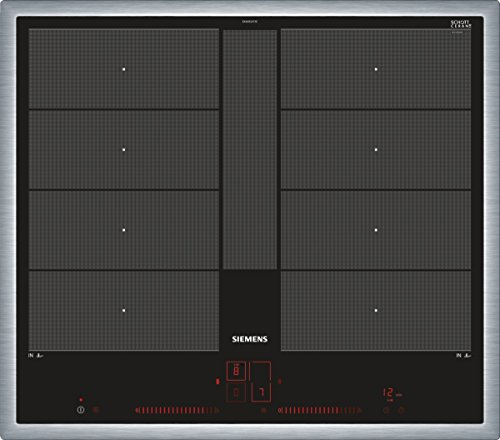 Siemens EX645LYC1E iQ700 Kochfeld Elektro / Ceran/Glaskeramik / 58,3 cm / Power Boost Funktion / schwarz